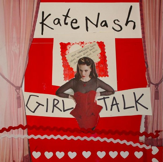 Kate Nash Announces Girl Talk Track List And Tour