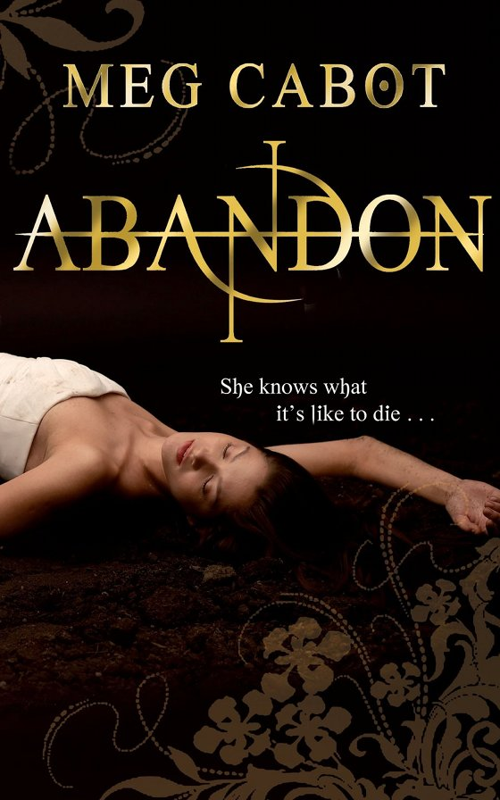 Book Review: Abandon, by Meg Cabot