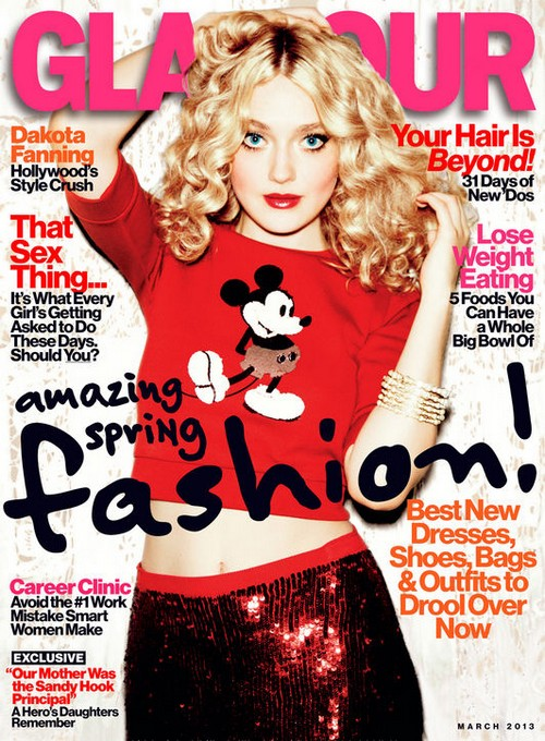 Dakota Fanning Talks Fashion, Her Banned Marc Jacob Ads and Her Sister Elle
