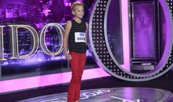 Kayden Stephenson American Idol 12 Audition (VIDEO)