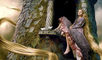 Taylor Swift New Disney Princess Rapunzel
