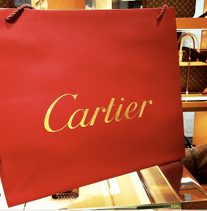 Kylie Jenner Treats Herself To Cartier And Louis Vuitton Shopping Trip -- Too Much Money At 15?