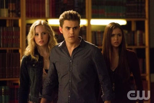 "The Vampire Diaries RECAP: Season 4 Episode 10 ""After School Special"""