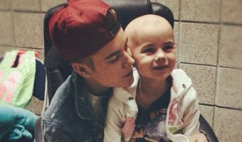 Justin Bieber Shows His Soft Side While He Visits A Cancer Patient In Salt Lake City