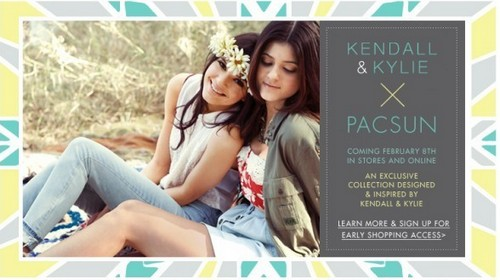 Kendall Jenner and Kylie Jenner PacSun Clothing Line SELLING OUT!