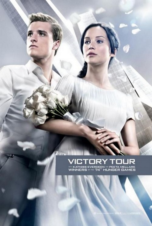 New Posters For The Hunger Games: Catching Fire (Photos)