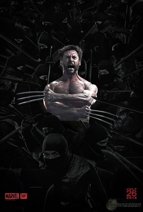 New Wolverine Teaser Makes Fans Wish it Was July Already