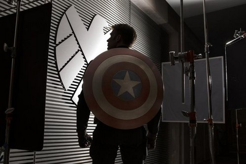 Captain America: The Winter Soldier First Photo HERE!