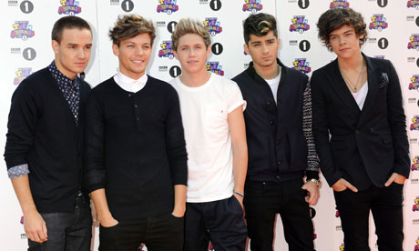 Great News!  One Direction Is Recording Album Number 3