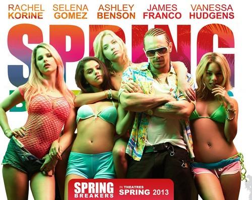 "Selena Gomez's New Movie ""Spring Breakers"" Tanking At The Box Office"