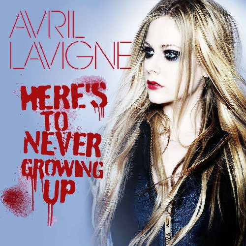 "Avril Lavigne New Single ""Here's to Never Growing Up"" LISTEN HERE!"