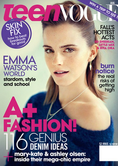 Emma Watson Didn't Realize She Was A Big Star Until She Joined Brown University