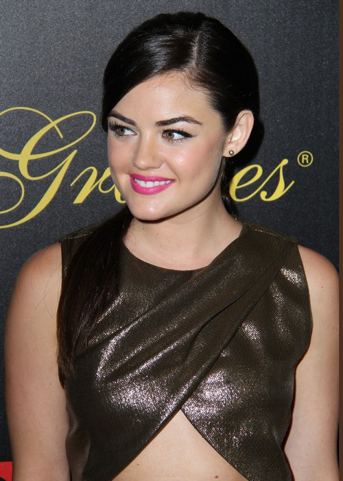 Lucy Hale Has  A New Boyfriend - Find Out Who Here!