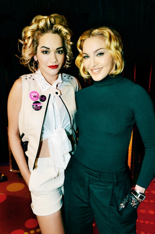 Rita Ora Confirmed New Face of Material Girl By Madonna and Lola Lourdes