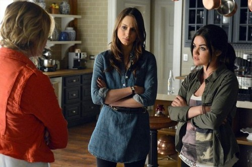 "Pretty Little Liars Season 4 Episode 2 ""Turn of the Shoe"" RECAP 6/18/13"
