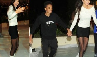 Kylie Jenner and Jaden Smith Confirmed Dating, Sorta!