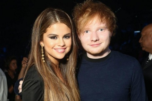 Selena Gomez Is Dating Ed Sheeran, Finally Over Justin Bieber
