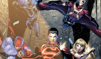 "DC Comics ""Teen Titans"" Issue 21 Sneak Peak (PHOTOS)"