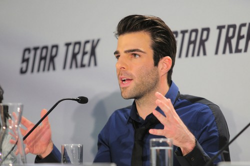 Did Zachary Quinto Reveal A New Director for Star Trek 3?