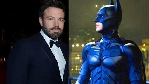 Ben Affleck Is Batman For Man Of Steel Sequel