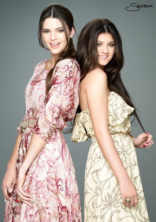 Kendall and Kylie Jenner Launch Jewelry Line