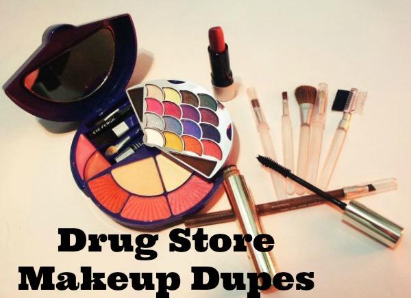 Drug Store Makeup Dupes