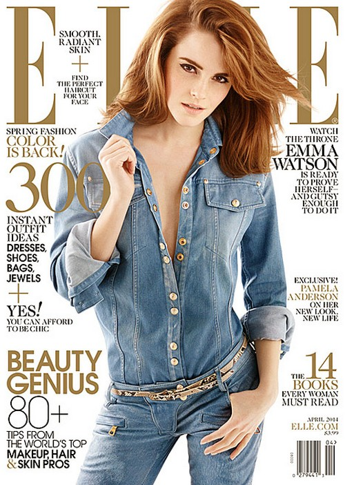 Emma Watson Green with Envy: Admits to Being Jealous of Fellow Actresses
