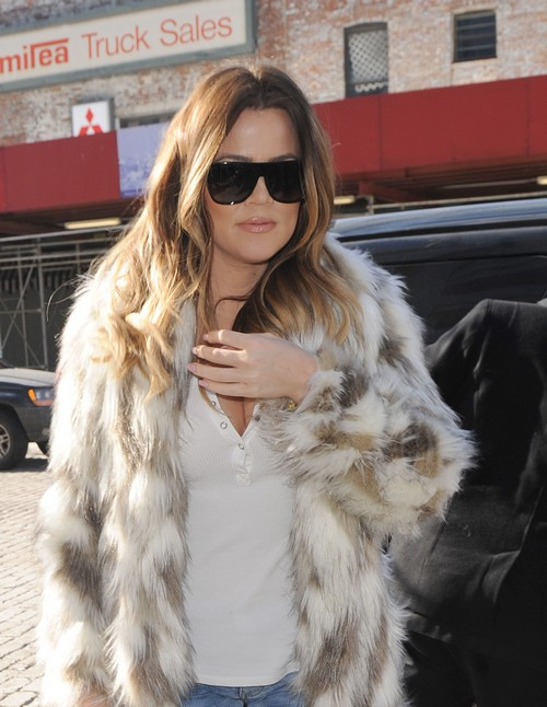 Khloe Kardashian Robbed of $250,000 In Jewelry