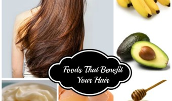 CTL Tips: Foods That Benefit Your Hair