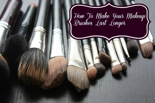 CTL Tips: How To Make Your Makeup Brushes Last Longer
