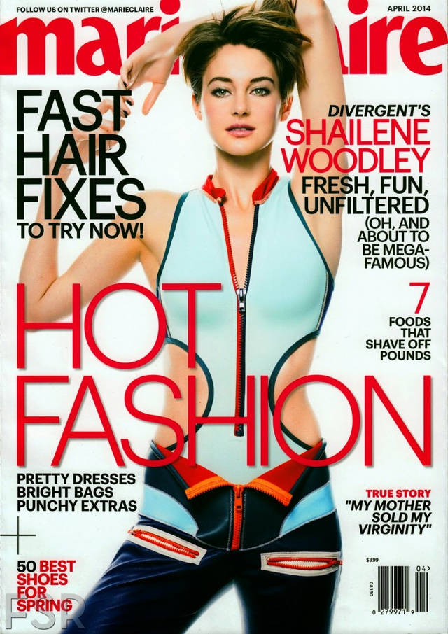 Divergent's Shailene Woodley Desperate To Be Famous: Will She Start A Showmance with Theo James