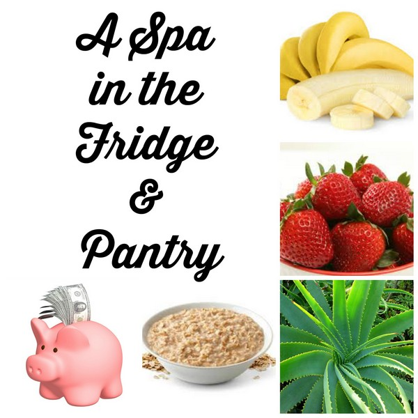 DIY: A Spa in the Fridge and Pantry