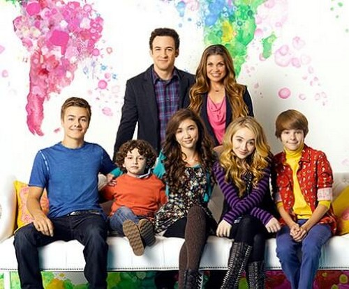 Girl Meets World Official Cast Photo