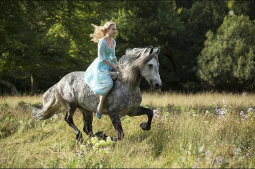 "Disney Teases Live-Action ""Cinderella"" Film With a Trailer and Poster"