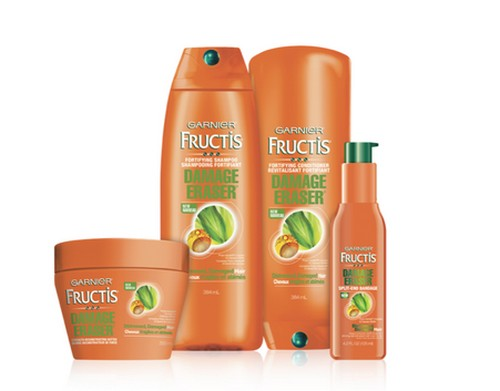 Fructis Damage Eraser - Garnier Saved My Hair #DamageEraser