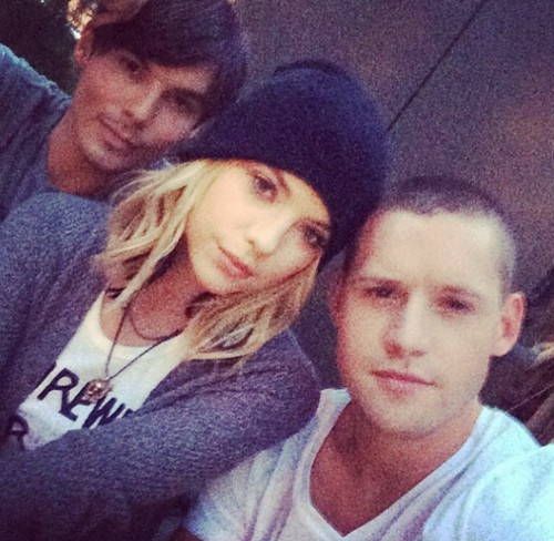 Pretty Little Liars Season 5 Spoilers: Ashley Benson Teases Hanna Marin Love Triangle Between Caleb And Travis