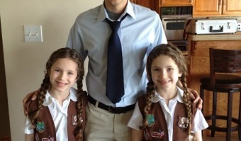 CTL Exclusive: The D'Ambrosio Twins Talk About Their Big Screen Debut – Behind-the-Scenes Pics From 'Feeding Mr. Baldwin' (PHOTOS)