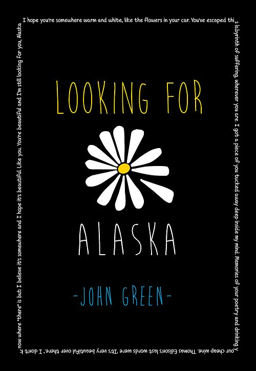 "John Green's ""Looking for Alaska"" Headed to The Big Screen"