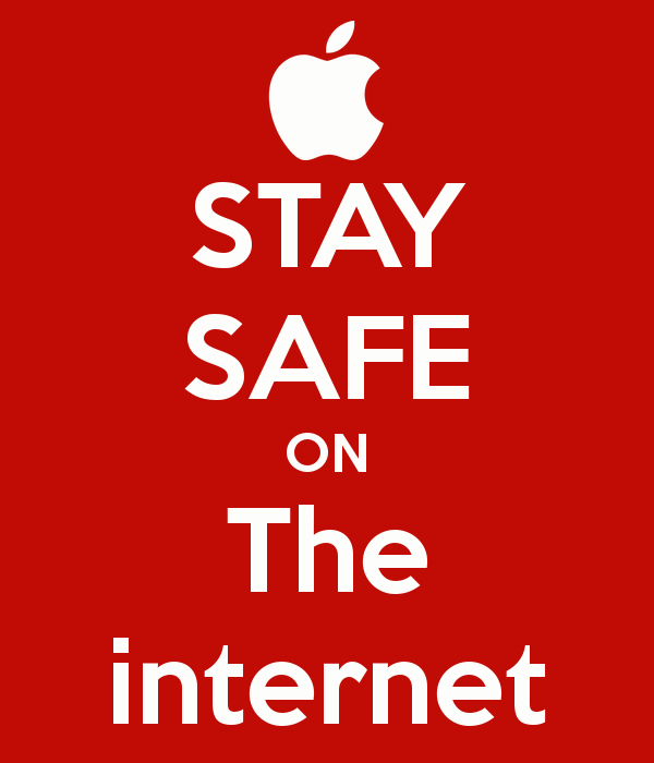 Stay Safe on The Internet: Guard Personal Info and Privacy - Avoid Stalkers