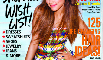 Ariana Grande Gets Real While Covering The August Issue of Seventeen