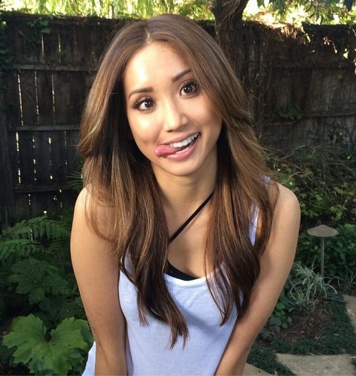 Former Disney Channel Darling Brenda Song Has Grown Up and Sets A Good Example