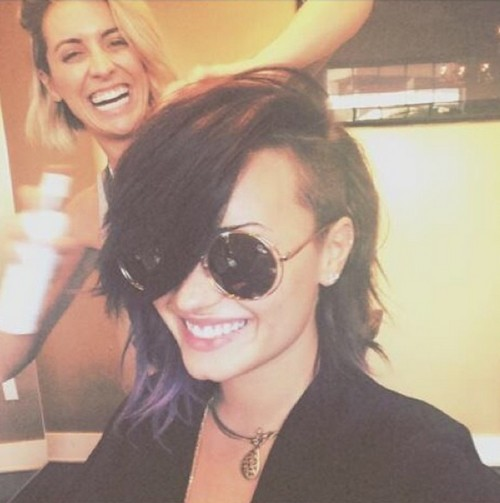 Demi Lovato Pleads The Fifth On Watch What Happens Live