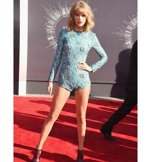 Taylor Swift In 'Chic' Romper At VMA's