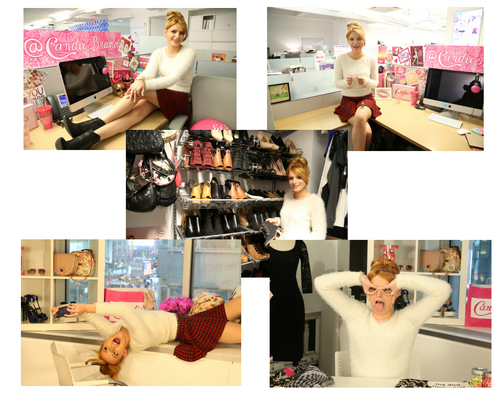 Bella Thorne - Candies Available at Kohls