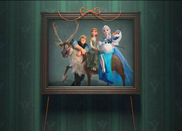 'Frozen Fever' - First Look Images and Featurette