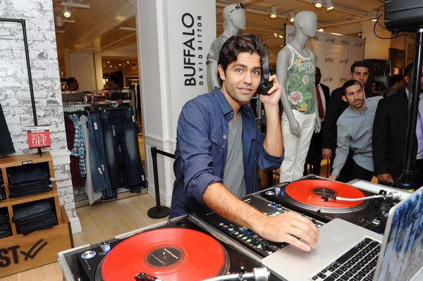 Buffalo David Bitton and Entourage's Adrian Grenier Celebrate the Spring / Summer Buffalo Collection