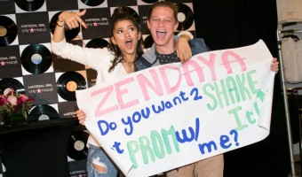 Zendaya Launches Material Girl Summer Collection at Macy's