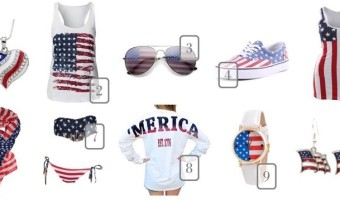 Ready For July 4th? 10 Patriotic Teen Fashion Finds