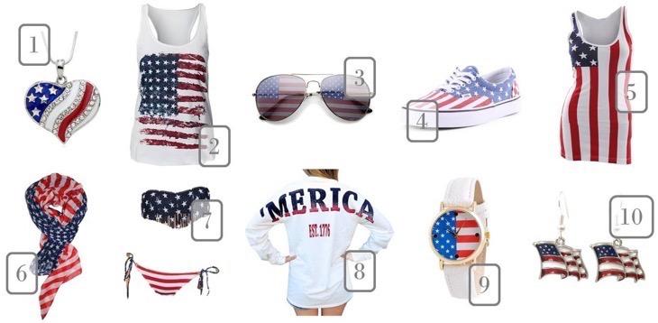 5.22 Amazon Round Up - American Flag Apparel 1-10-2