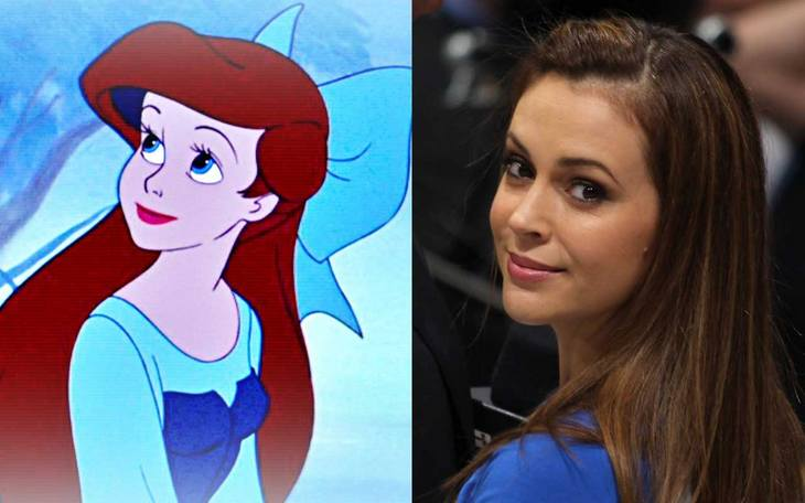 Disney Characters That Were Inspired by Real People
